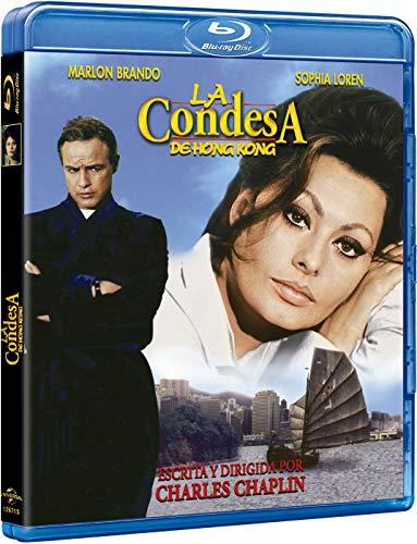 La condesa de Hong Kong (BD) [Blu-ray]