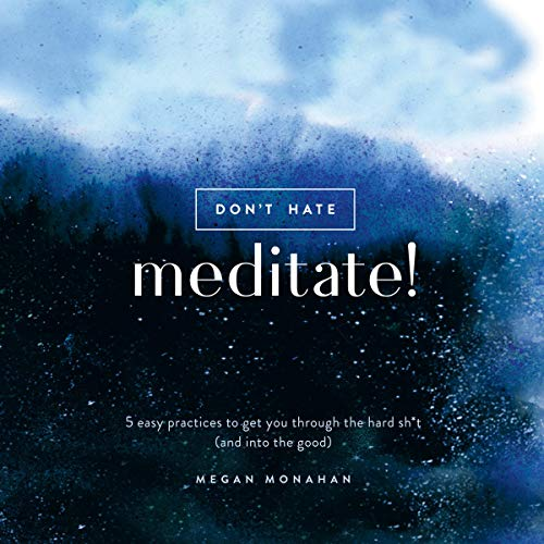 Don't Hate, Meditate! cover art