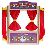 Hey! Play! Wooden Tabletop Puppe...
