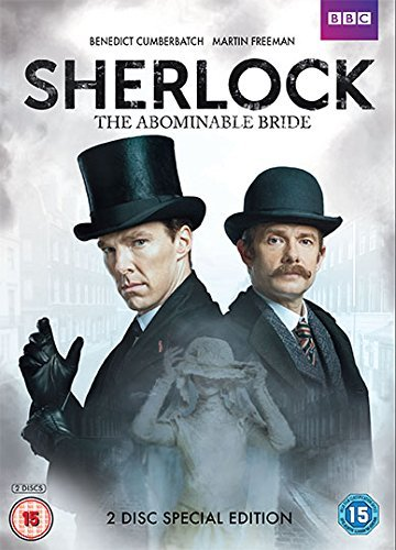 Sherlock - The Abominable Bride (2 DVDs)