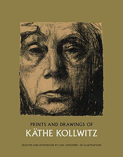 Prints and Drawings of Kathe Kollwitz (Dover Fine Art, History of Art)