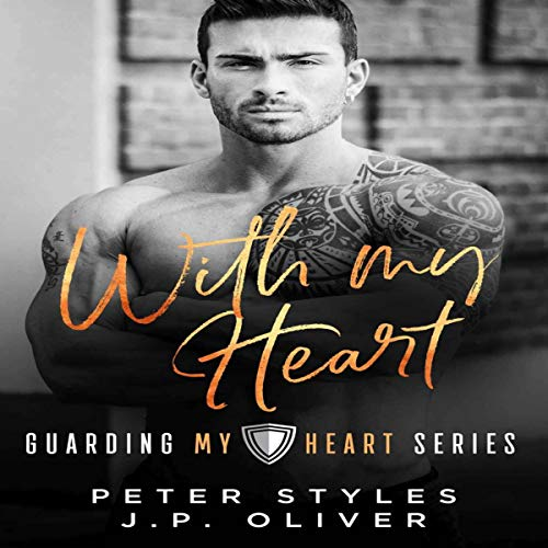 With My Heart  audiobook cover art