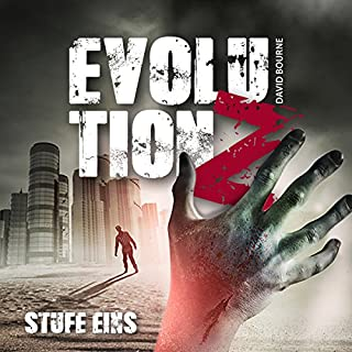 Evolution Z: Stufe Eins, Volume 1 Titelbild