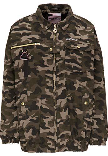 myMo Leichte Jacke Damen 12304973 Camouflage, M
