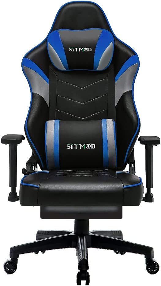 SITMOD Gaming Chair Ergonomic Computer PC Office Spring new work one Tampa Mall after another Rac