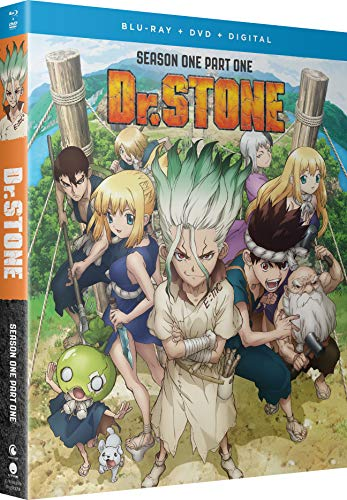 Dr. Stone: Season One - Part One [Blu-ray]