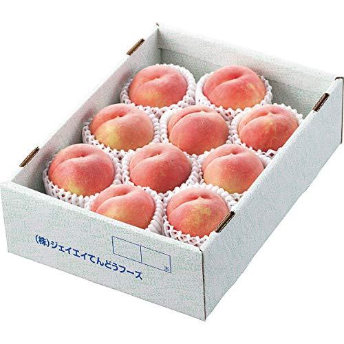 山形県産 白桃(8〜12玉) お中元 好適品 2020年人気 ランキング