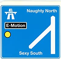 Naughty north & the sexy south [Single-CD]
