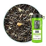 Tiesta Tea - Chinese Jasmine, Loose Leaf Classic Jasmine Green Tea, Medium Caffeine, Hot & Iced Tea, 5 oz Tin - 50 Cups, Natural, Diet Support, Green Tea Loose Leaf