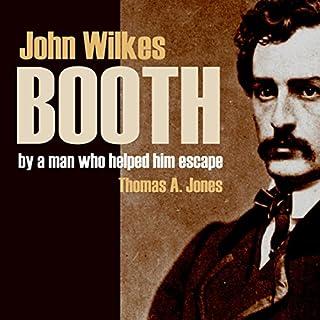John Wilkes Booth audiobook cover art