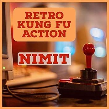 Retro Kung Fu Action