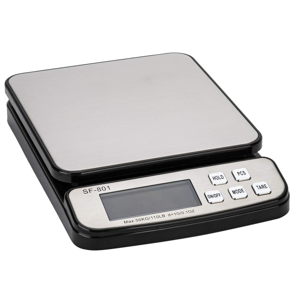 50kg Fort Worth Mall 10g Latest item Digital Postal Scale