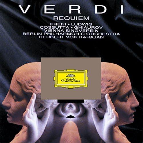 Mirella Freni, Christa Ludwig, Carlo Cossutta, Nicolai Ghiaurov, Berliner Philharmoniker & Herbert von Karajan