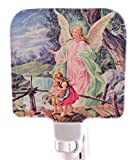 Guardian Angel Night Light, 6 Inches