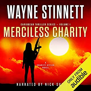 Merciless Charity: A Charity Styles Novel audiobook cover art
