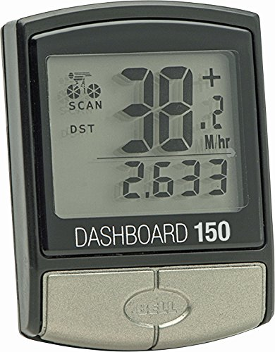 Bell Dashboard 150 14-Function Cycle Computer