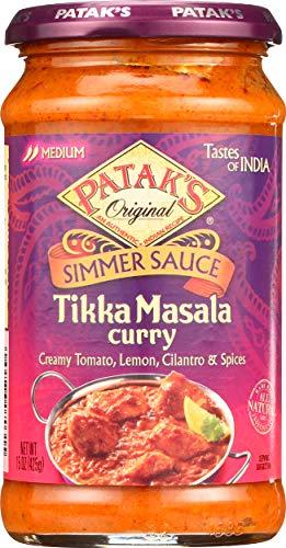 Pataks Tikka Masala All Purpose Sauce 15 oz