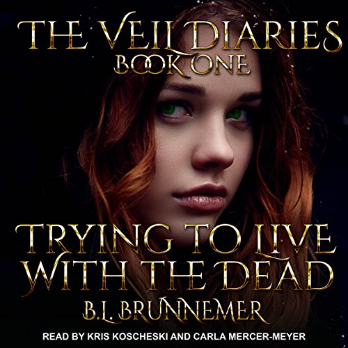 Trying to Live with the Dead audiobook cover art