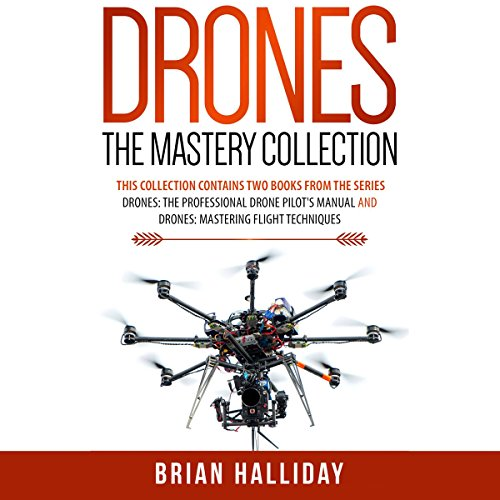 Drones: The Mastery Collection: 2 Books cover art