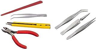 Revell - 29619 - Accessoires Maquette - Model Set Plus Kit Accessoires & 39063 - Accessoire pour Maquette - Set De 3 Pinces