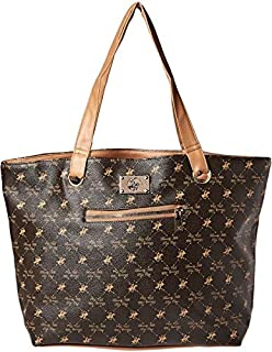 Beverly Hills Polo Club Tote Bag for Women - Brown