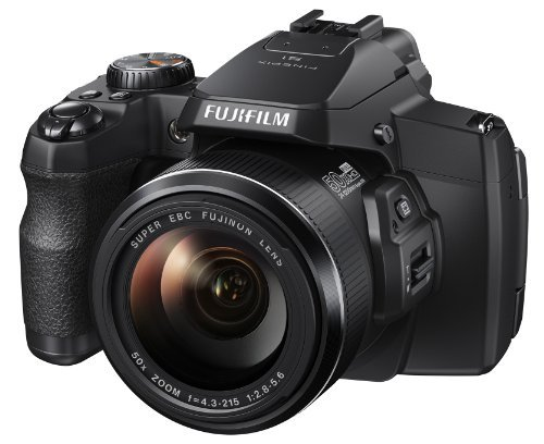Fujifilm FinePix S1 16 MP Digital Camera with...