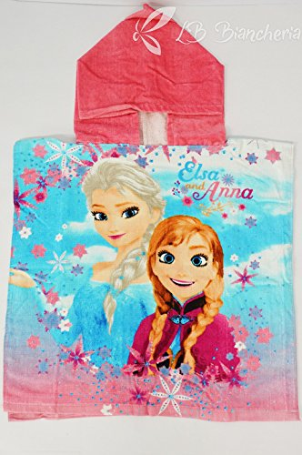 R.P. Badponcho badstof badjas Bimba Disney Frozen