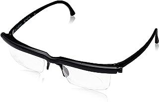 2a711d7133 Enfoque los anteojos ajustables -6Dto + 3D Dioptrías Miopía Lupas de lectura  con aumento de