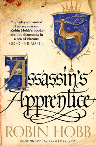 Image result for assassins apprentice book cover