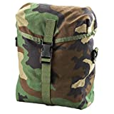 Specialty Defense Systems Official US Military MOLLE Sustainment Pouch (Woodland Camo)