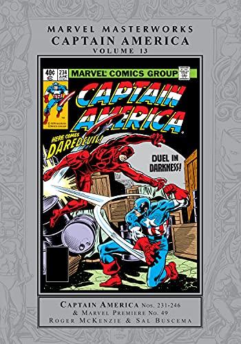 Captain America Masterworks Vol. 13 (Captain America (1968-1996)) (English Edition)
