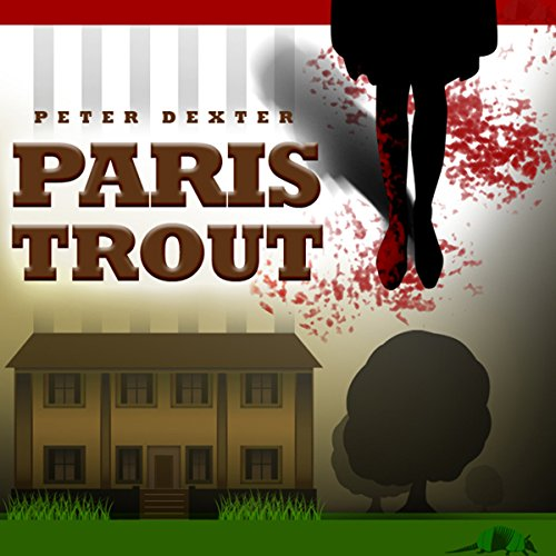 Paris Trout audiobook cover art