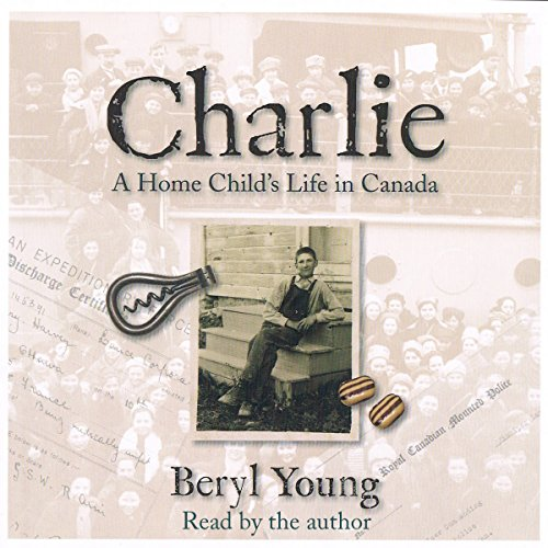 Charlie audiobook cover art
