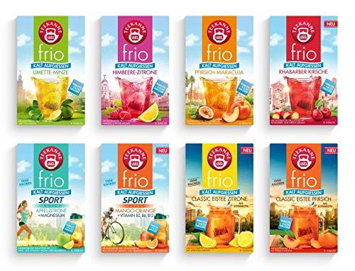 frio -  Teekanne  8er Pack -
