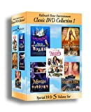 Hallmark TV Classics Collection I (Alice in Wonderland/Cleopatra/Gulliver's Travels/Merlin/Noah's Ark)