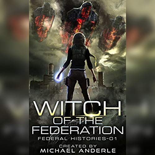 Witch of the Federation I audiobook cover art