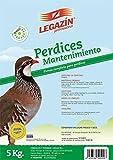 Legazín PIENSO PERDICES Mantenimiento - 5 KG