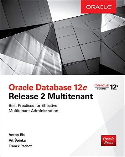 Oracle Database 12c Release 2 Multitenant (Oracle Press)