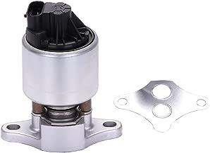 cciyu EGR Valve Exhaust Gas Recirculation Valve with Gasket Fit GMC C1500 96-01 GMC Jimmy 96-98, GMC K1500 96-97, GMC Savana 1500 96-98,GMC Yukon XL 1500 01-02,Isuzu Amigo 98-99,Isuzu Rodeo 96-03