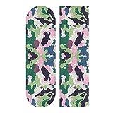 ODAWA Camo Graphic Skateboard Grip Tape Sheets, Laser Cut Water-Proof High Strength Design Longboard Griptape