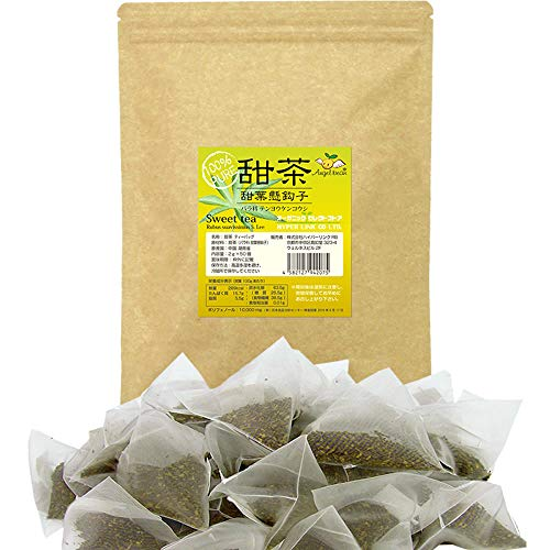 甜茶(てんちゃ)100% バラ科 甜葉懸鈎子/テンヨウケンコウシ 2gティーバッグ50包入