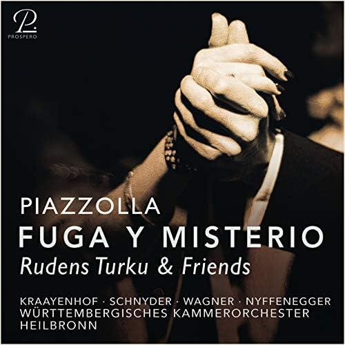 Rudens Turku, Carel Kraayenhof & Oliver Schnyder