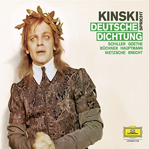 Kinski spricht Deutsche Dichtung (Deutsche Grammophon Literatur)