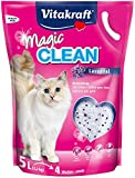Magic Clean - Arena para Gatos, Lavanda, 5 l