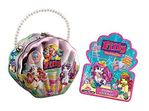 Dracco M063017 - Filly Mermaid, Handtasche, bunt