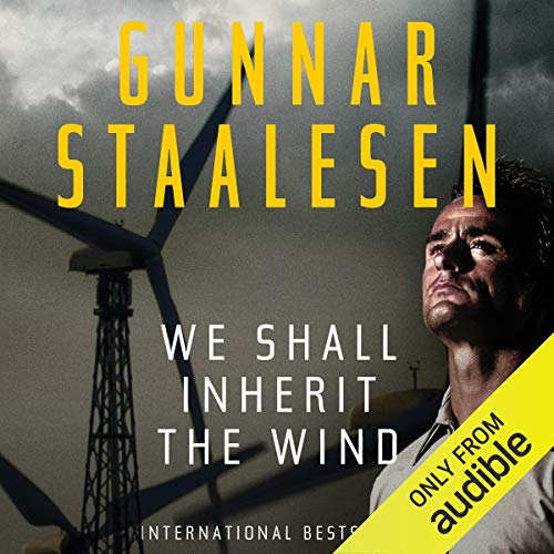 We Shall Inherit the Wind audiobook cover art