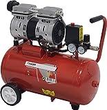 MADER POWER TOOLS Compresor de Aire silencioso 24 litros