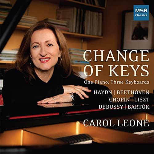 Change of Keys - One Piano, Three Keyboards