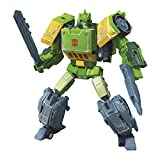 Transformers Toys Generations War for Cybertron Voyager Wfc-S38 Autobot Springer Action Figure - Siege Chapter - Adults & Kids Ages 8 & Up, 7'