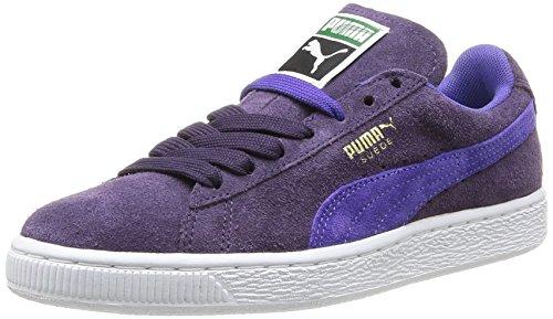 PUMA Suede Classic Wn's, Pantofole Donna, Paracadute Iris Viola/Blu Viola/Blu, 36 EU